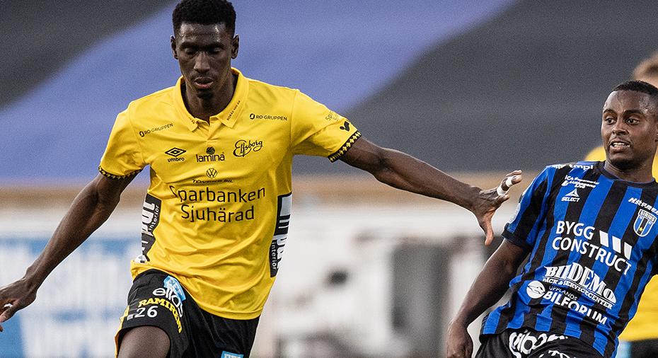 Succéspelaren frälste Elfsborg mot Sirius - slog till med fjärde målet