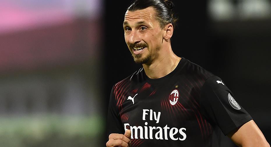 JUST NU: Zlatan från start när Milan möter ligatvåan
