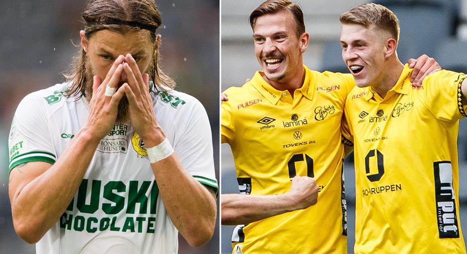 JUST NU: Bernhardsson utökar för Elfsborg - Hammarby på väg mot tung förlust