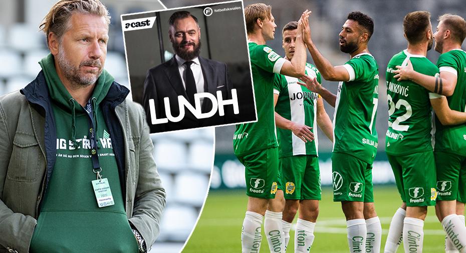 """Spelare och ledare i Hammarby har fortfarande sänkt lön: """"Vet inte hur länge till"""""""