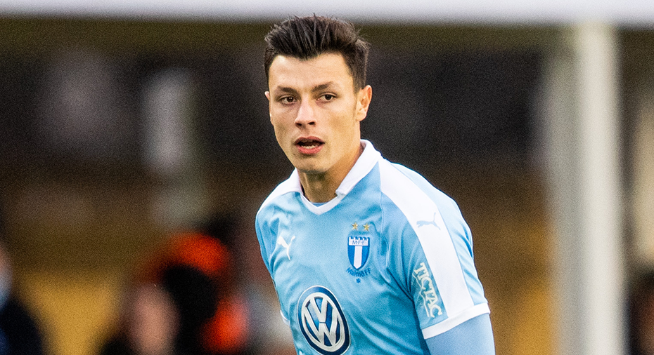 """MFF:s nya stjärnskott: """"Inte besviken om jag inte startar mot Wolfsburg"""""""
