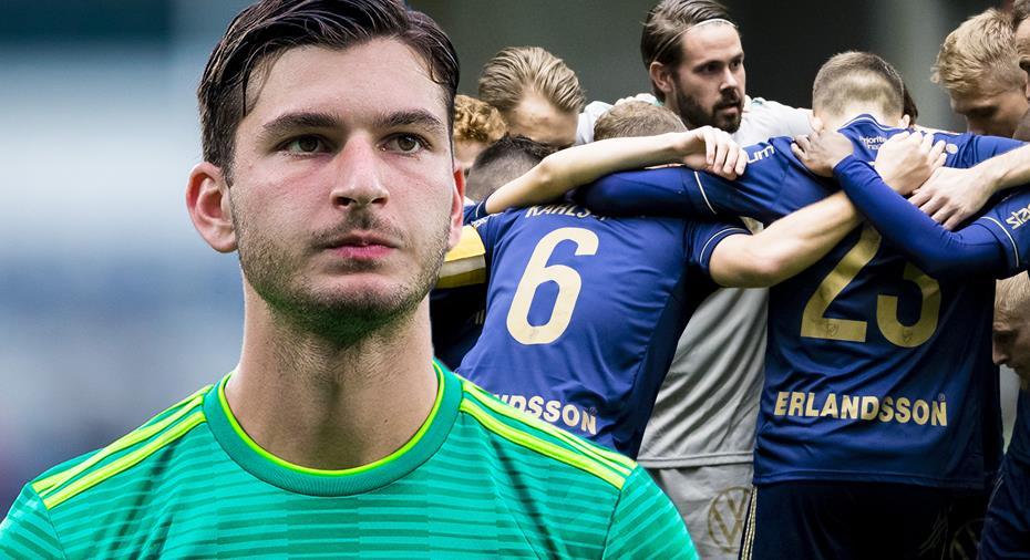 """Sabovic mot Djurgården i avgörandet: """"Ser inte varför vi inte skulle kunna vinna"""""""
