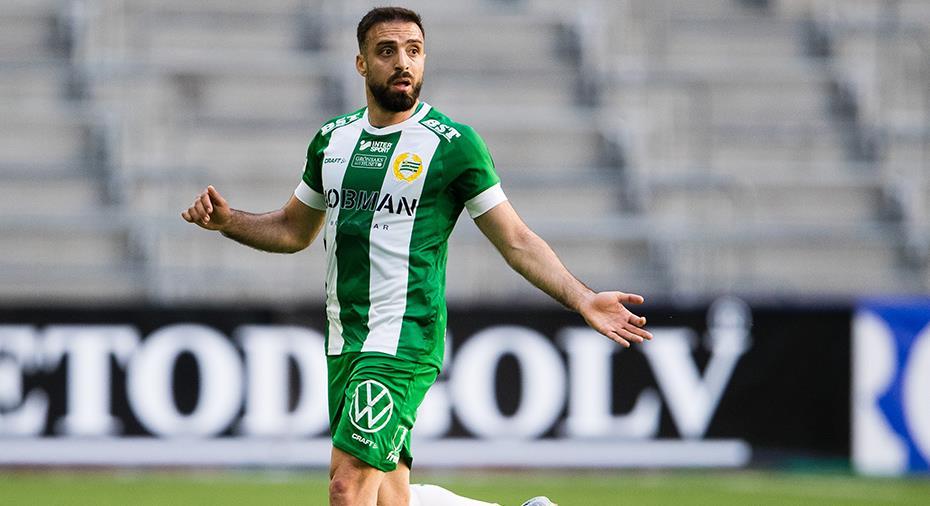 """TV: Khalili blev förvånad över Bajens kvalité: """"När jag kom hit så blev jag chockad"""""""