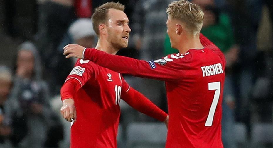 Klart: Danmark med i första seedningsgruppen i VM-kvalet