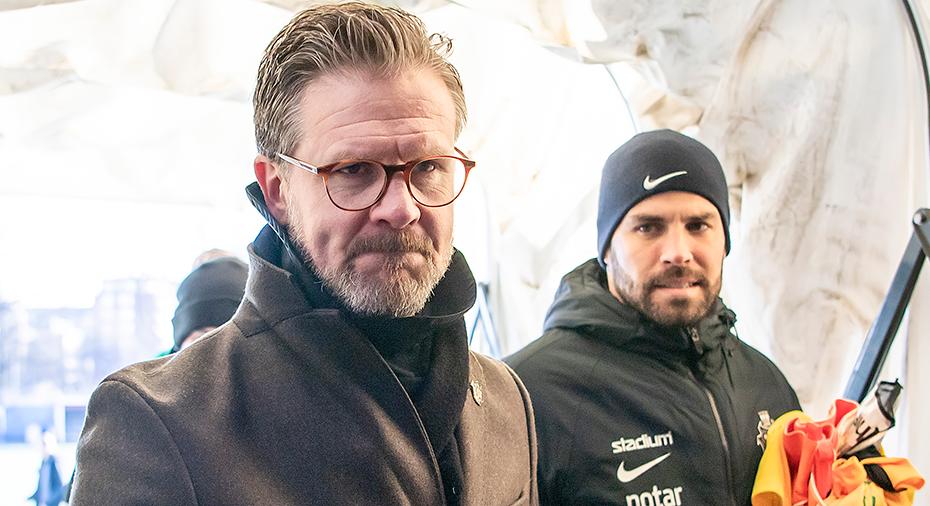 """Norling om Oforis status och skadade duons chans till Öis-spel: """"Tveksamt"""""""