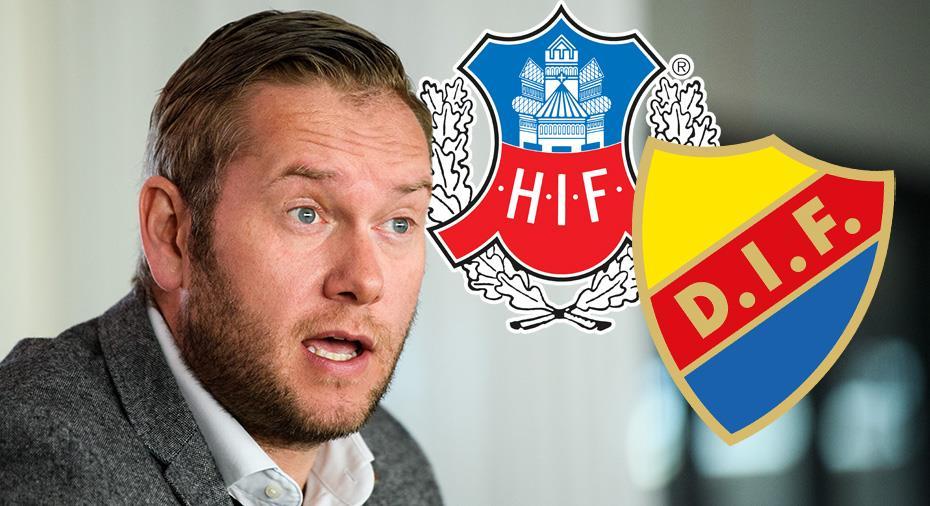 Flera coronafall i Helsingborgs IF - söndagens match mot Djurgården kan skjutas upp