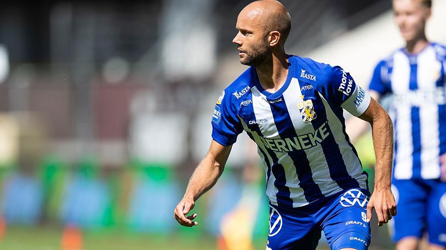 Viktig trio tillbaka för Blåvitt – lagkapten Robin Söder redo för comeback