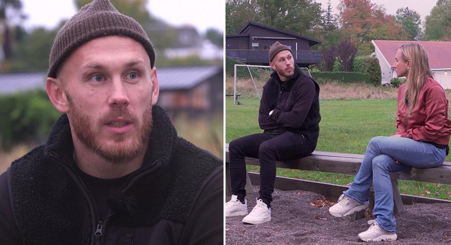"""TV: Eriksson inför glödheta derbyt: """"Inte hört någon av oss prata om SM-guld"""""""