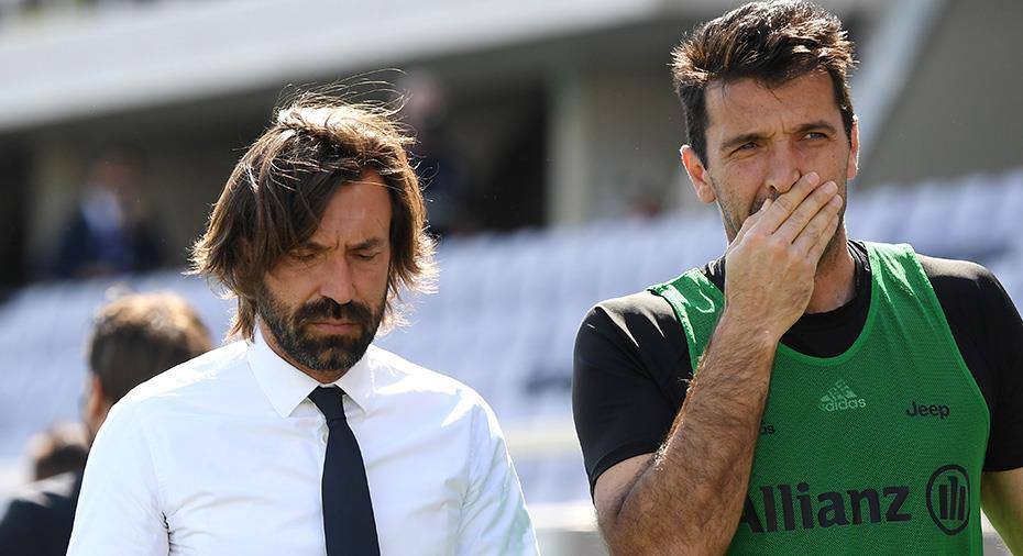 Uppgifter: Relationen till Pirlo en anledning till Buffons beslut