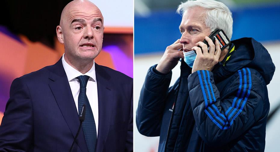 Efter öppna brevet - SvFF ska ha möte med Fifa