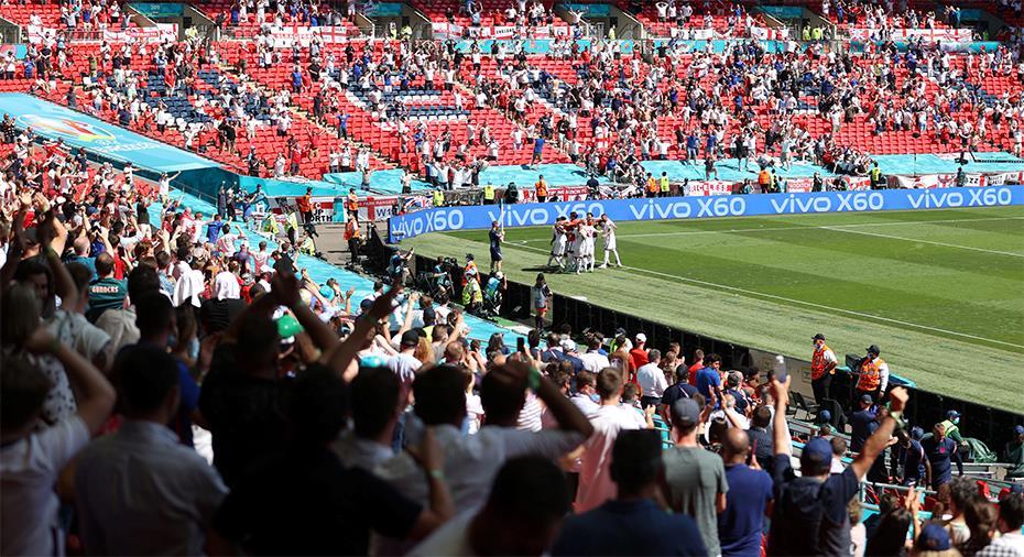Uefas besked: EM-finalen kommer inte flyttas