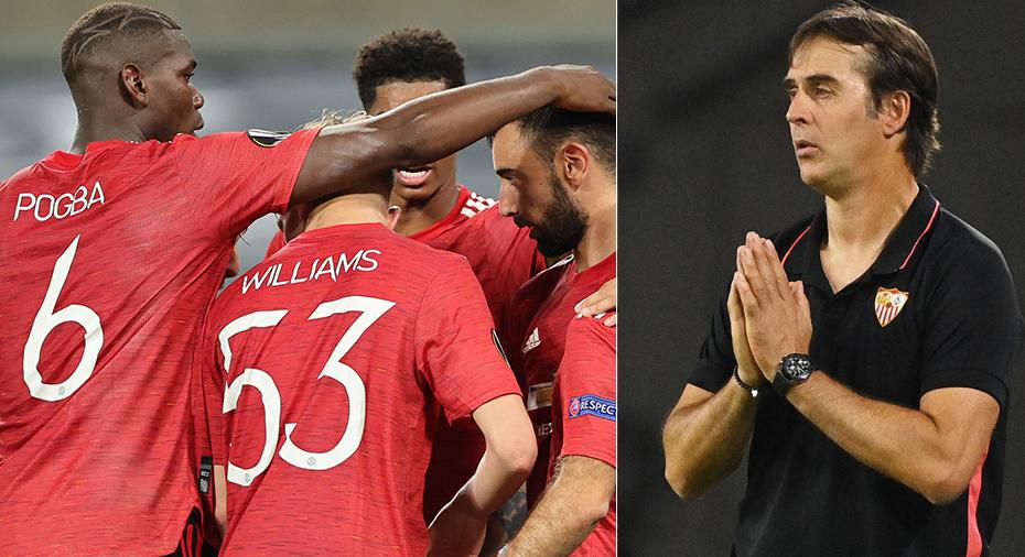 """Sevilla ställs mot United – Lopetegui: """"Världens största klubb"""""""