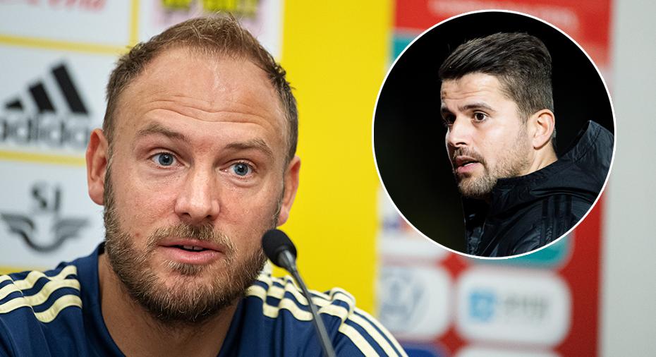"""TV: Granqvist jublar över HIF:s nyförvärv: """"Viktigt för mig"""""""