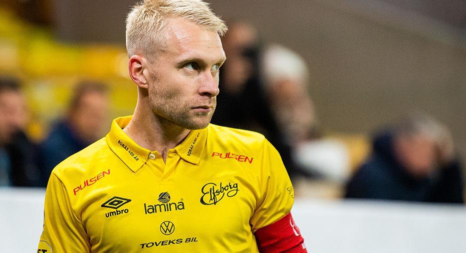 """Självmålet fällde Elfsborg i toppmötet: """"Lite osäker på vad som träffat mig i huvudet"""""""