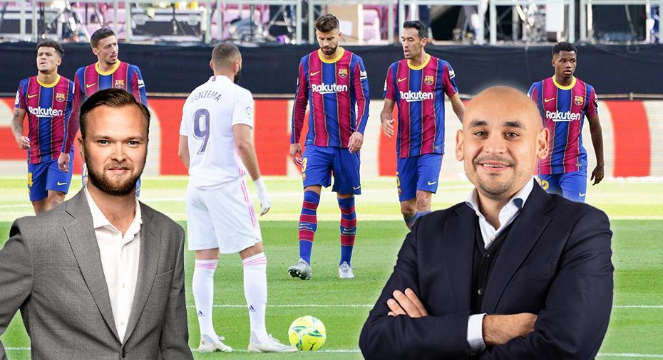 """La Liga-panelen inför El Clásico: """"Bäddat för en offensiv och målrik match"""""""