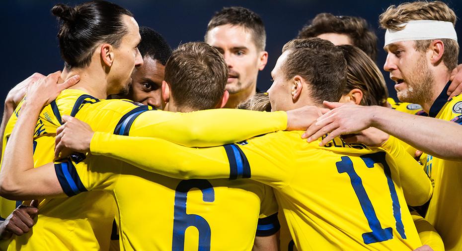 """Uppgifter: """"99 procents chans"""" att Sveriges EM-match spelas i Sevilla"""