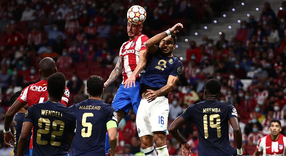 TV: Mållös historia mellan Atletico och Porto