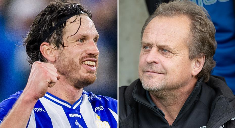 Pappa Therns hyllning (?) till Svensson: