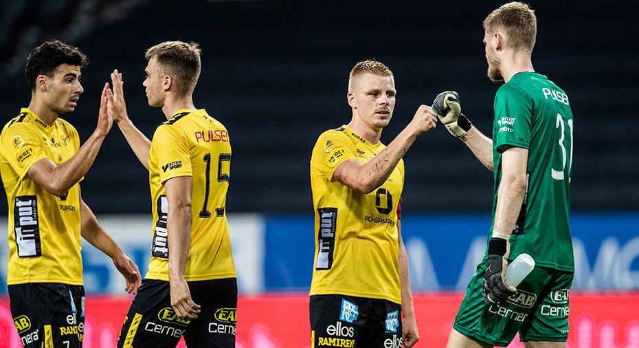 """Elfsborg bröt mardrömssvit mot AIK: """"Gillar inte att tänka på vad som har hänt innan"""""""
