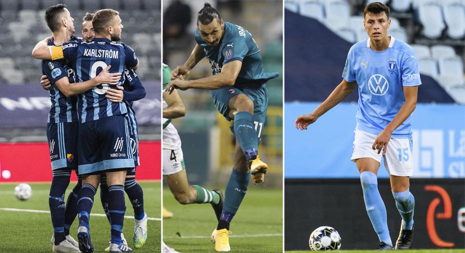 Nya beskedet: MFF slipper Zlatan - här är svenska lagens möjliga motstånd