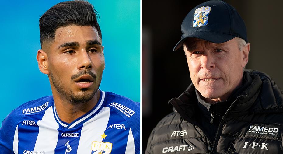 """Ville lämna Blåvitt i vintras: """"Jag trivs bättre nu - förtjänade mycket mer under Roland Nilsson"""""""