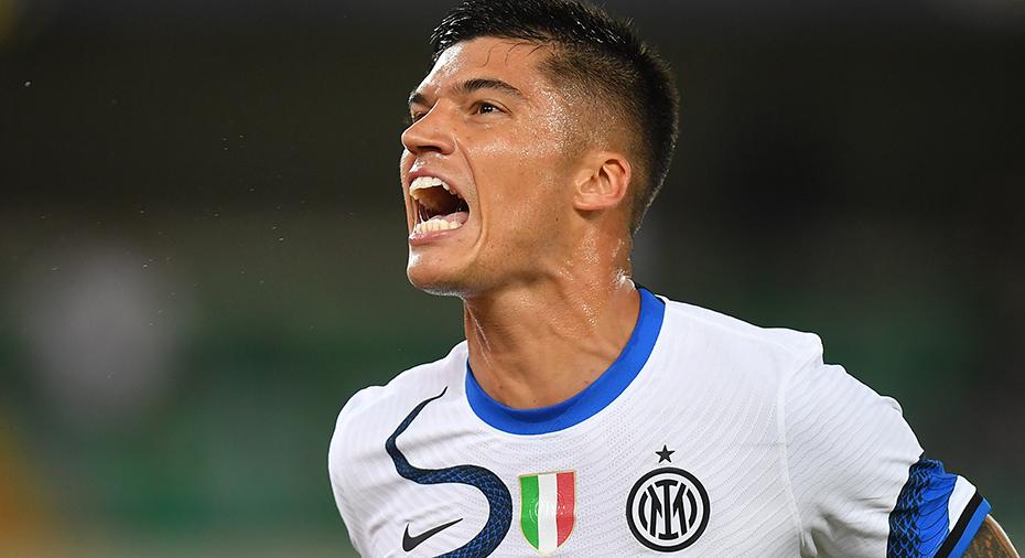 TV: Klar för spel timmarna före match - byttes in och frälste Inter