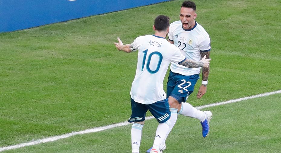 """Messi ser gärna Lautaro i Barça: """"Han är spektakulär"""""""