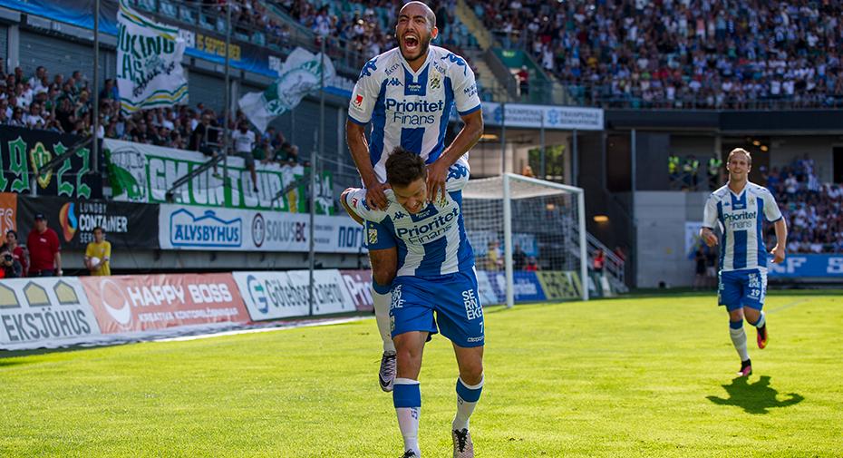 """Aleesami drömmer om att bli tränare i Blåvitt: """"IFK Göteborg är en fantastisk klubb"""""""
