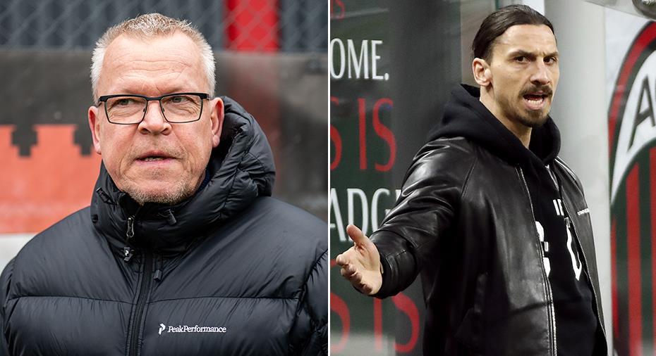 """Efter attackerna - Zlatan om vägen tillbaka: """"Sa till Janne: 'Respekterar om du inte vill'"""""""