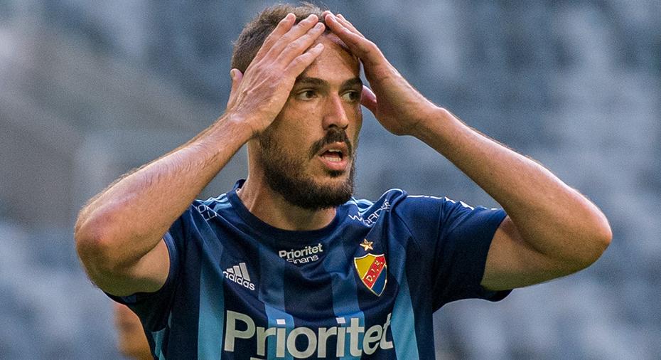 """Dif-tränarens förklaring om Kujovic: """"Andra spelare är bättre"""""""