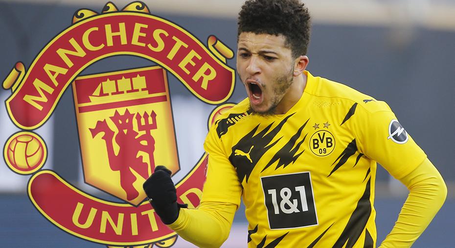 Officiellt: Sancho presenterad av United