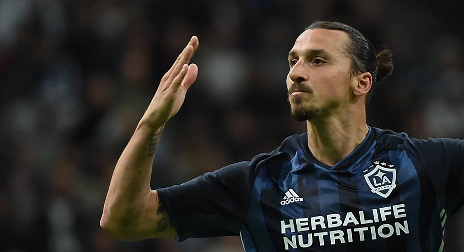 """Ibrahimovic: """"Så länge jag gör mål är det Zlatan time"""""""
