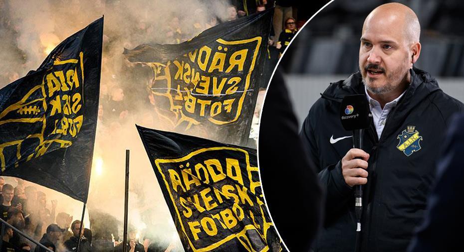 Klart: AIK:s besked till derbyt - halvfullt på klacksektionen