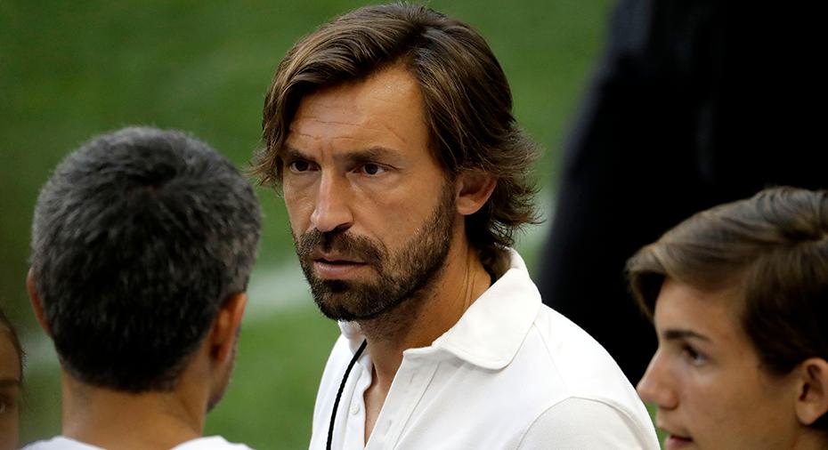 Officiellt: Pirlo ny Juventus-tränare