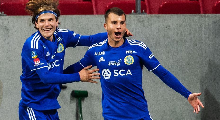 TV: Sundsvall nollade Kalmar - bärgade första segern sedan i april