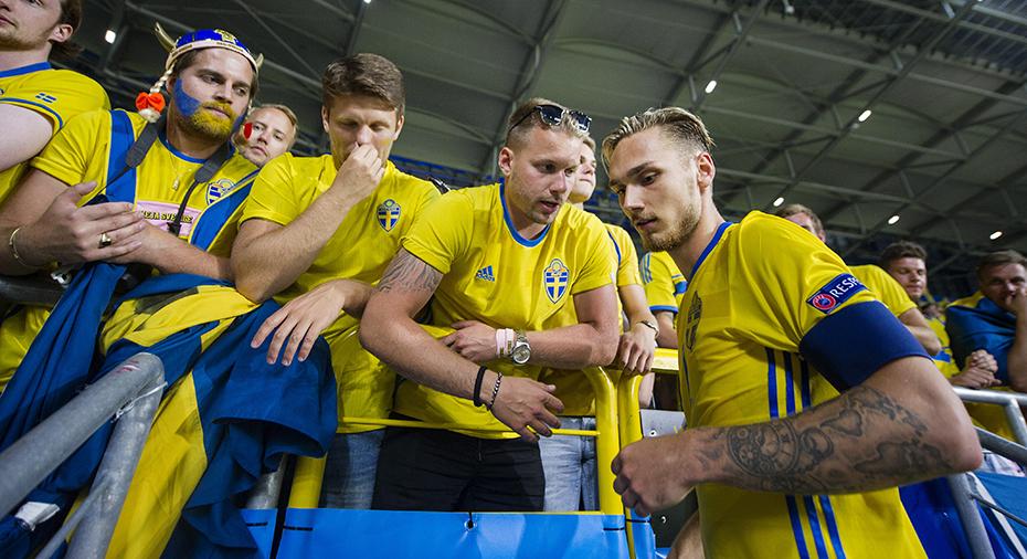 Sverige var för trötta i sista matchen