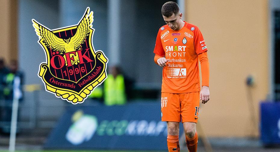 """ÖFK värvar försvarare från AFC Eskilstuna: """"Ung och mycket lovande"""""""