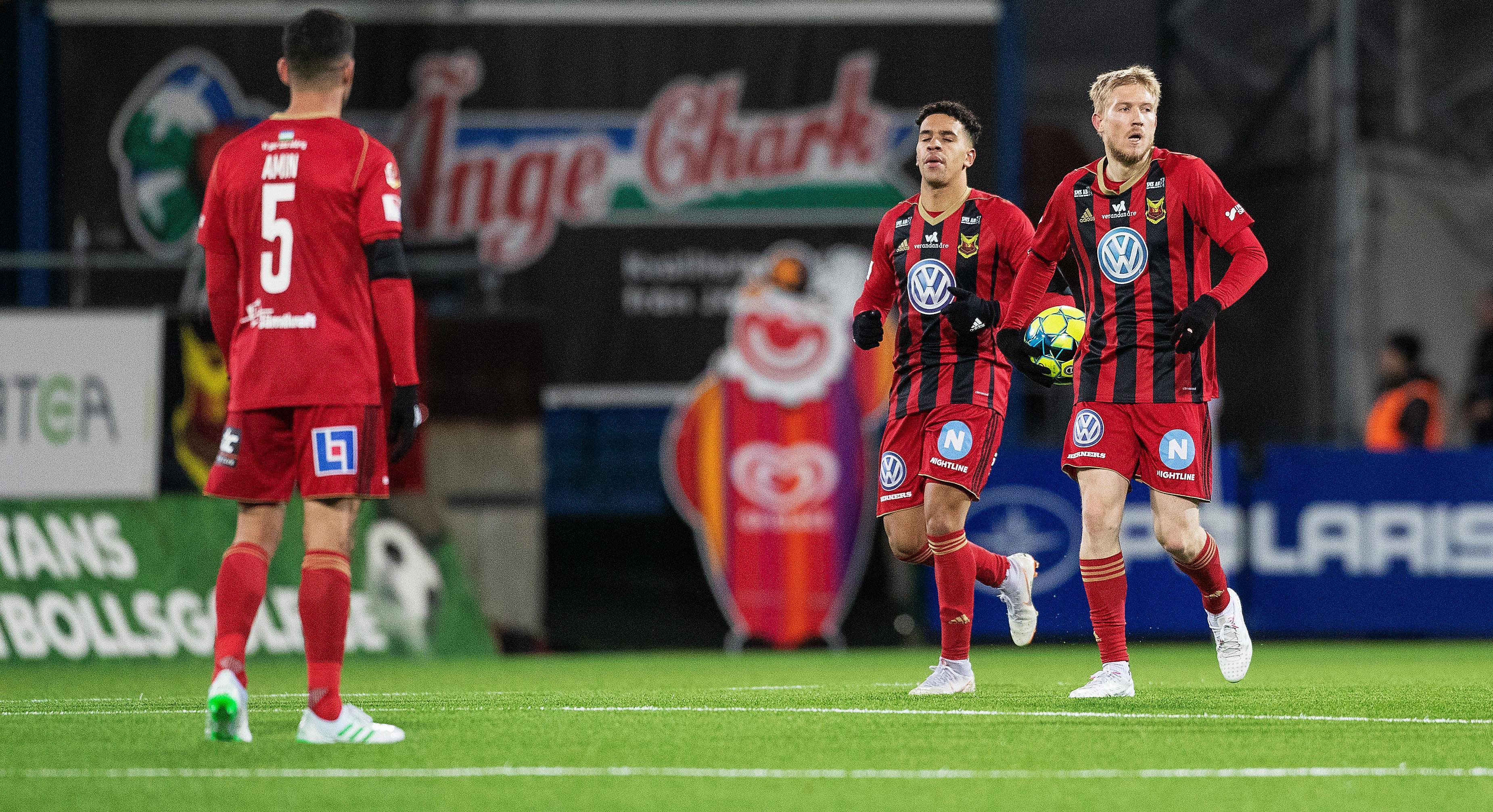 Östersund föll mot lag från norska tredjedivisionen - spelade med halva A-truppen