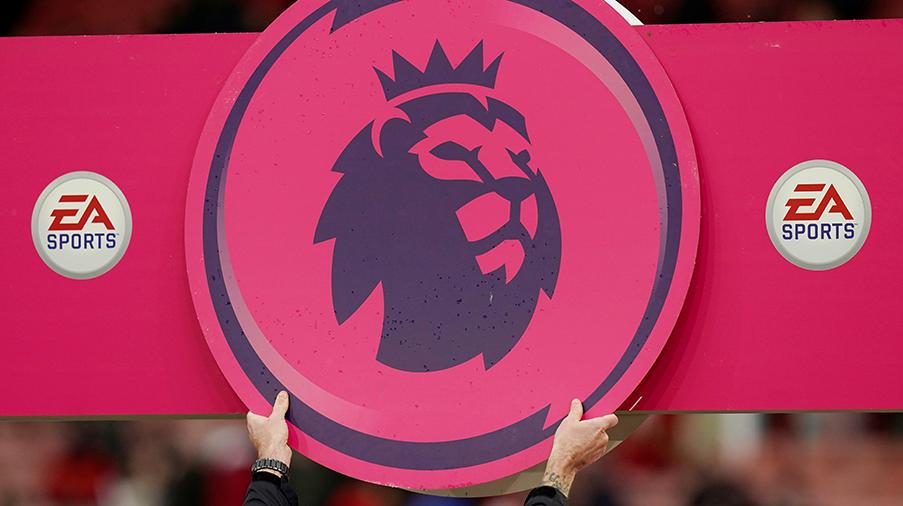Premier Leagues besked - sex personer har testats positivt för coronaviruset