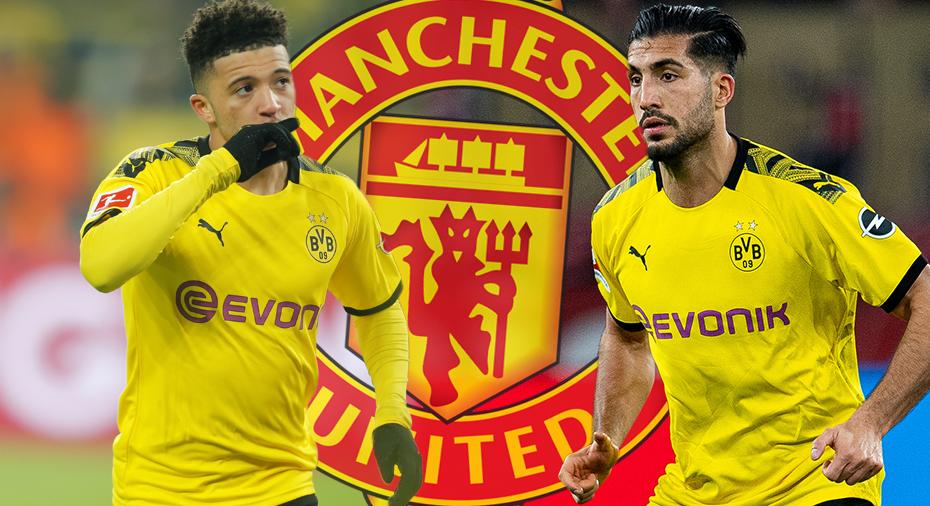 """Lagkamratens uppmaning till Sancho: """"Ser ingen anledning att ranka United högre än Dortmund"""""""