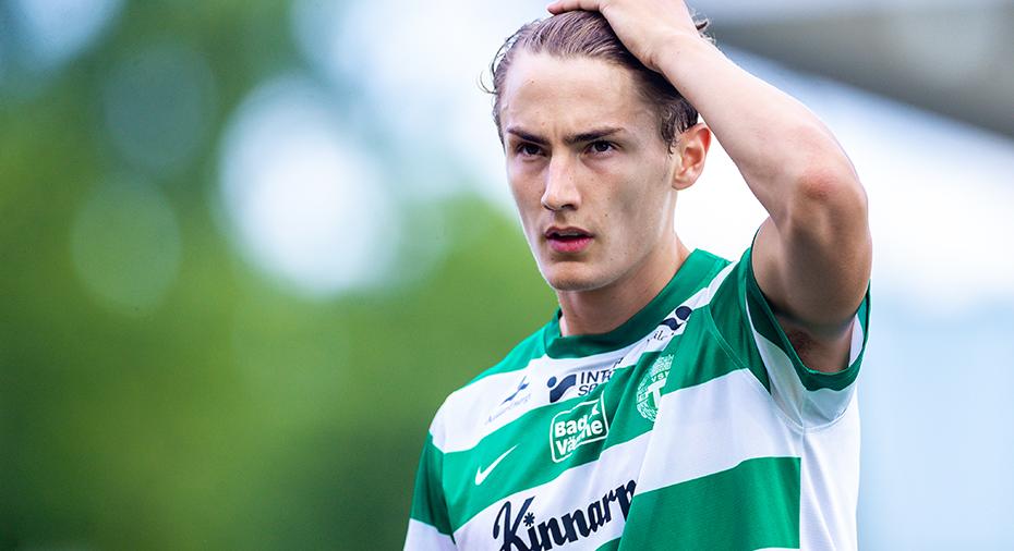 Tänkt att ansluta efter säsongen - förstärker nu Elfsborg direkt