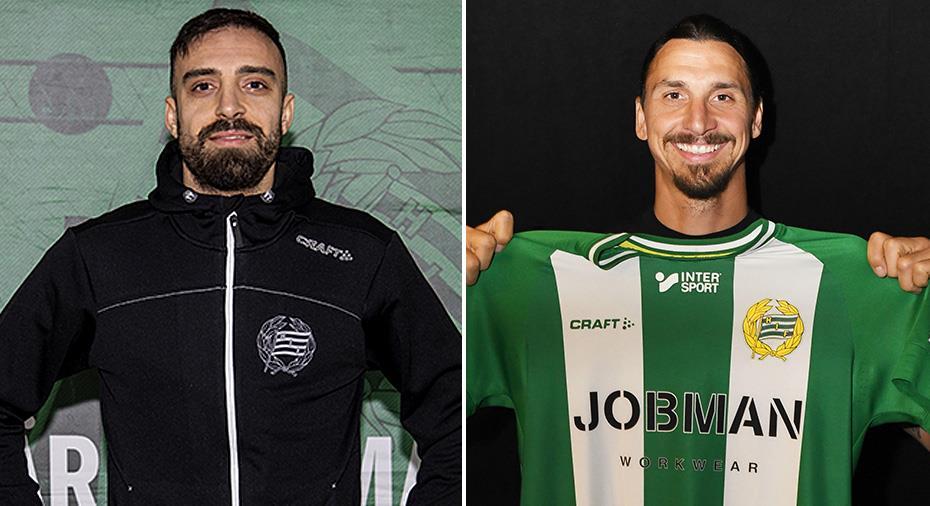 """Hammarby tog hjälp av Zlatan för att värva Khalili: """"Visade vad vi vill"""""""