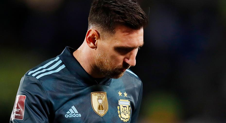 """Messis domarilska: """"Det ser ut som att han gör det med vilje"""""""