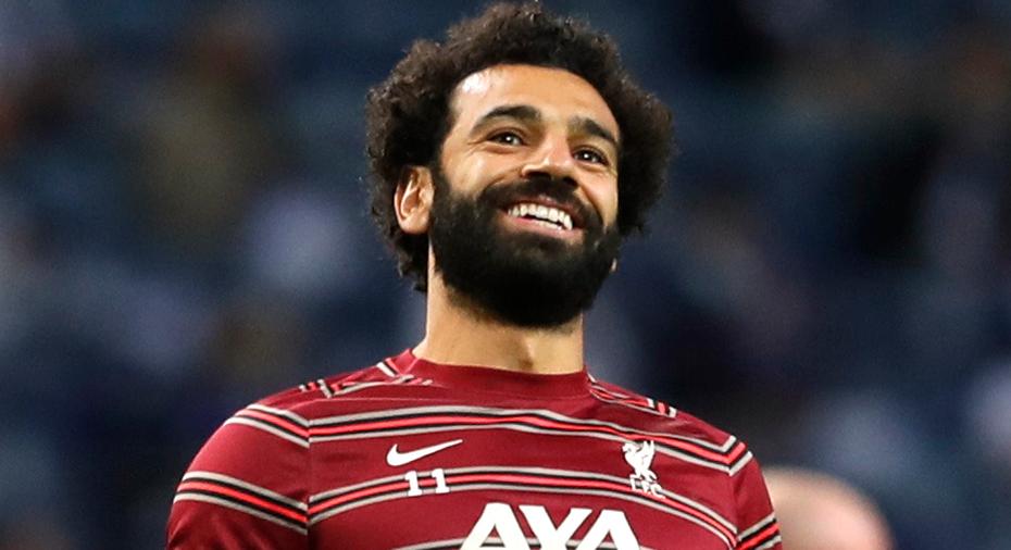 """Salah hyllas på nytt: """"Finns ingen bättre i världen just nu"""""""