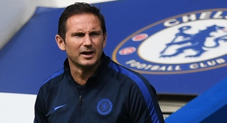 """Lampard: """"Det oroar mig att vi tror att vi uppnått något för att vi kom fyra i ligan"""""""