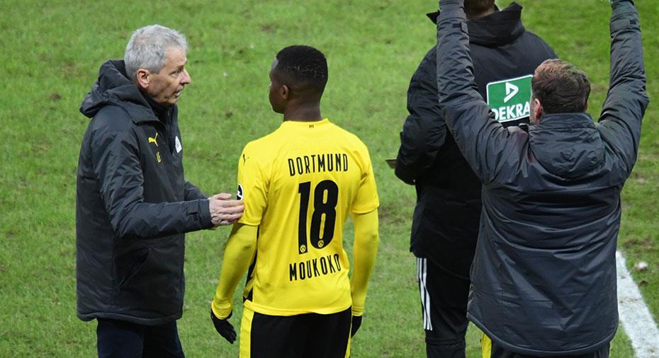 16 år och en dag - talangen blev Bundesligas yngste debutant någonsin