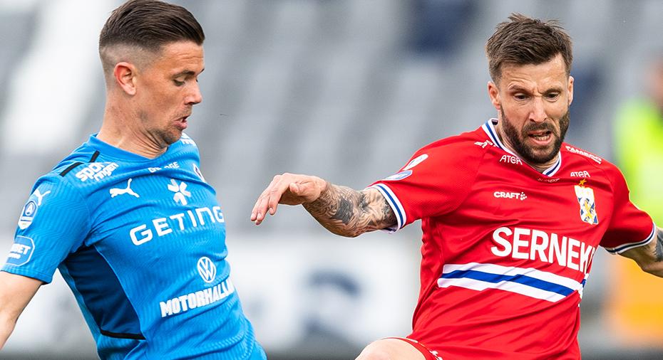 """Ny försvarstavla fällde Blåvitt mot HBK: """"Jag som räcker upp handen idag"""""""