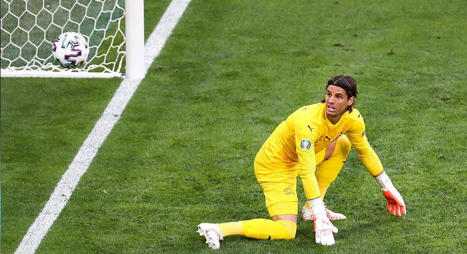 "Schweiz-målvakten: ""Fick flashbacks från Sverige-matchen"""