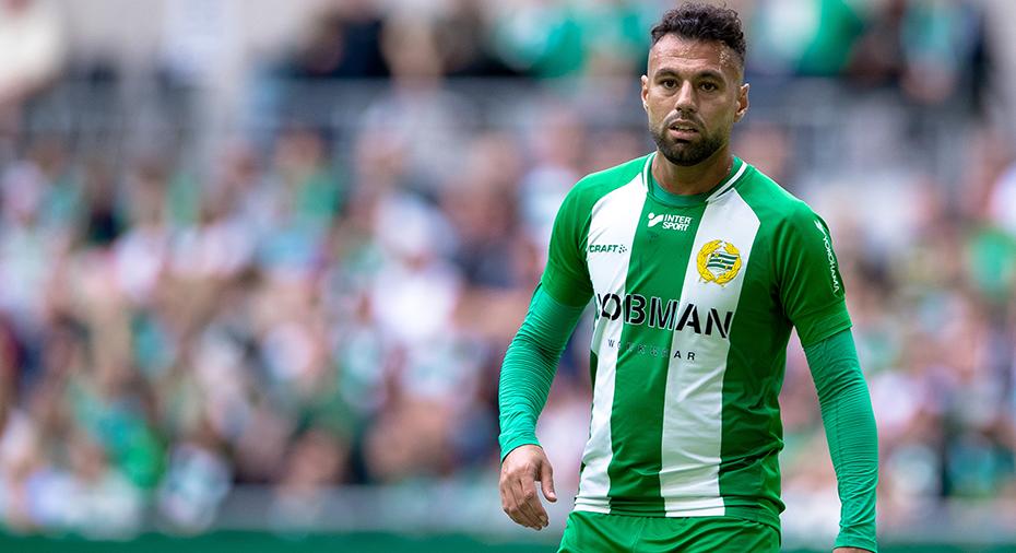 """Hammarby IF: Khalili inför mötet med Blåvitt: """"Är ett väldigt spelskickligt lag"""""""