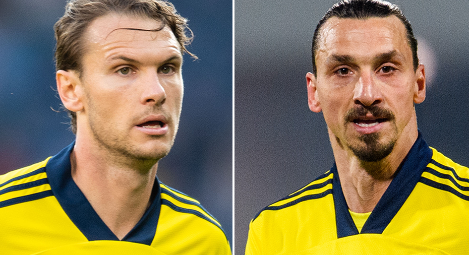 """Ekdal har hopp om Zlatan: """"Vore häftigt med några matcher till"""""""